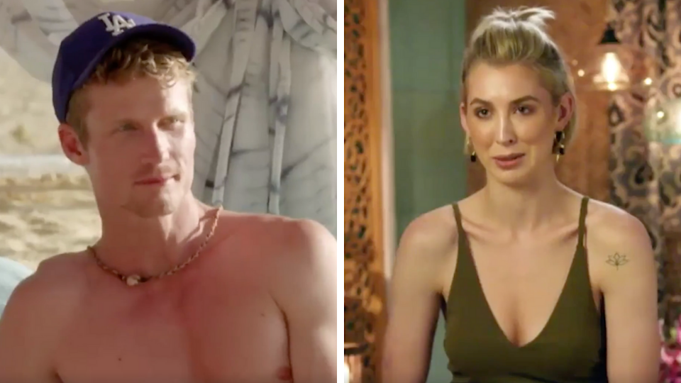 It's the reunion we've all been waiting for – both Alex Nation and Richie Strahan are set to appear on the upcoming season of Bachelor In Paradise. Source: Channel 10