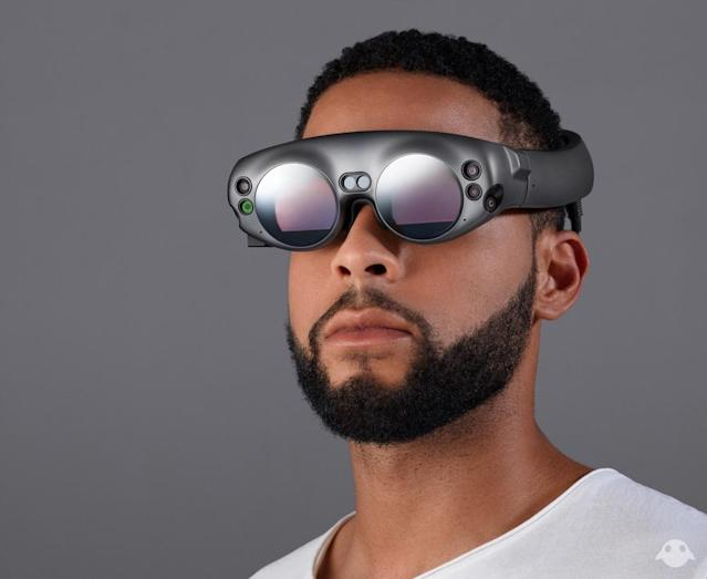 There are reasons to be skeptical about Magic Leap's long-awaited VR headset .