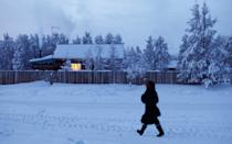 """<p>Searching for the Northern Lights in January means getting cold, so why not go for broke and see them from the world's <a rel=""""nofollow noopener"""" href=""""http://www.travelandleisure.com/photography/coldest-place-on-earth"""" target=""""_blank"""" data-ylk=""""slk:coldest inhabited place"""" class=""""link rapid-noclick-resp"""">coldest inhabited place</a>? This seven-day tour from <a rel=""""nofollow noopener"""" href=""""http://visityakutia.com/"""" target=""""_blank"""" data-ylk=""""slk:Yakutsk in eastern Siberia"""" class=""""link rapid-noclick-resp"""">Yakutsk in eastern Siberia</a> to Oymyakon at 63° N includes dog sledding and a trip to the UNESCO-recognized Lena Pillars Nature Park. Oymyakon is at its coldest in January at around -36.4 °F.</p>"""