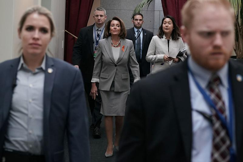 House Democrats Get Ready to Fight Trump. And Each Other