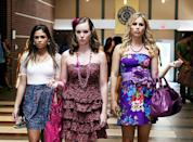 "<p>The high school comedy <em>Mean Girls</em> has garnered cult classic status since the film's 2004 release, but it's another story for the 2011 direct-to-video follow-up, <em>Mean Girls 2</em>. The sorta sequel centered on a new group of plastics, but not even a cameo from Tim Meadows reprising his role as the school principal could stop <a href=""https://ew.com/article/2011/01/24/mean-girls-2-react/"" rel=""nofollow noopener"" target=""_blank"" data-ylk=""slk:one critic"" class=""link rapid-noclick-resp"">one critic</a> from calling the film ""pretty heinous."" </p>"