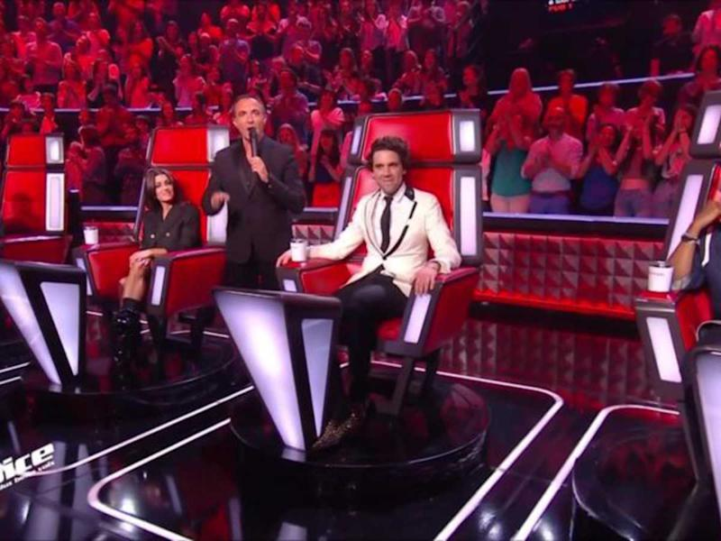 Le chanteur improbable qui va rejoindre le jury de l'émission — The Voice