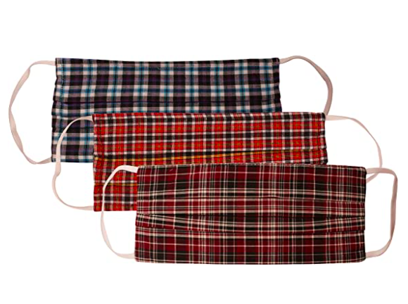 """<h2>20% Off Touchstone Plaid Cotton Face Masks <br></h2><br>Then I got some red-checkered face masks because #Fall #Mood, and topped off my cart with a cow-print vest that will be perfect for Halloween and date night alike.""""<br><br><em>— Mary Frances Knapp, Sexual Wellness Contributor</em><br><br><strong>Touchstone</strong> Checked Face Masks, $, available at <a href=""""https://www.amazon.com/Checked-Reusable-Washable-Handcrafted-Comfortable/dp/B08D9MCDMK"""" rel=""""nofollow noopener"""" target=""""_blank"""" data-ylk=""""slk:Amazon"""" class=""""link rapid-noclick-resp"""">Amazon</a><br><br><strong>Bbalizko</strong> Cow Print Vest, $, available at <a href=""""https://www.amazon.com/Bbalizko-Print-Costume-Sleeveless-Front/dp/B07J2XWY6R"""" rel=""""nofollow noopener"""" target=""""_blank"""" data-ylk=""""slk:Amazon"""" class=""""link rapid-noclick-resp"""">Amazon</a>"""
