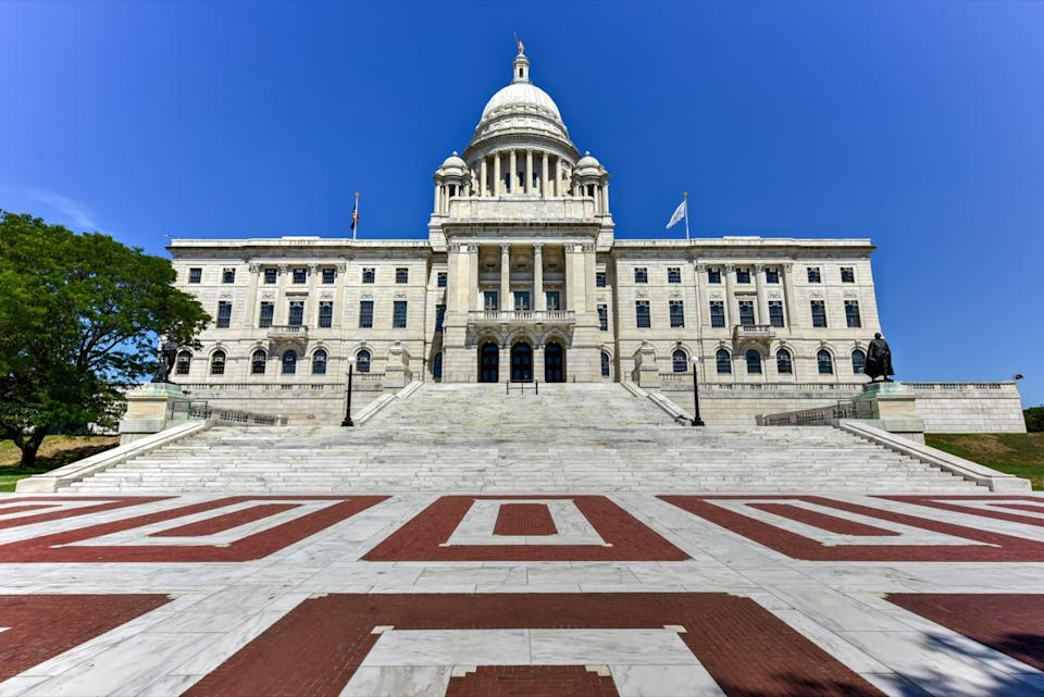 rhode island state capitol buildings