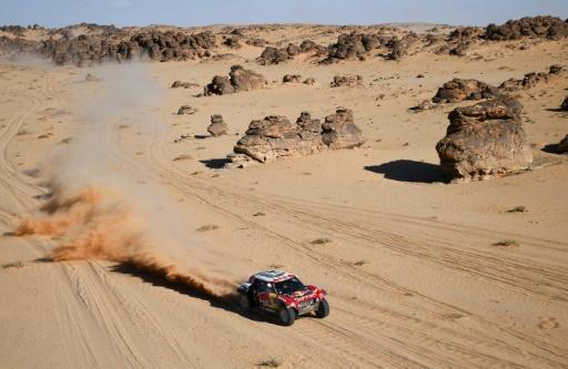 The Dakar Rally has come under fire from environmentalists