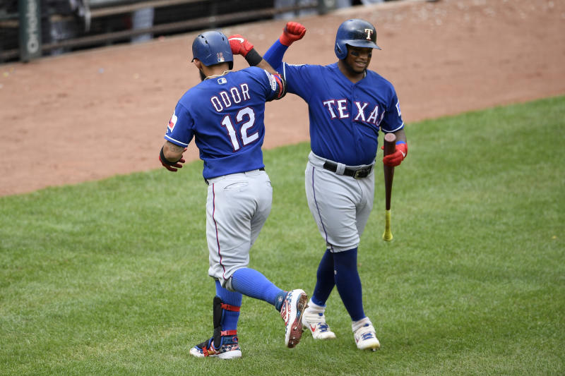 Rangers beat Orioles 10-4 to complete 4-game sweep