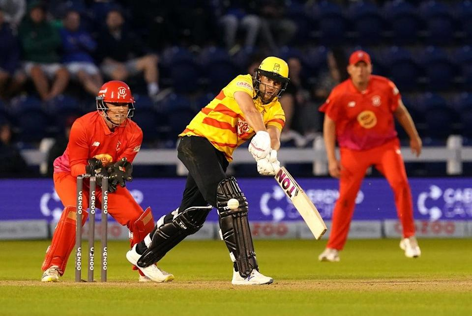Dawid Malan has been scoring well for the Trent Rockets in the Hundred (David DaviesPA) (PA Wire)