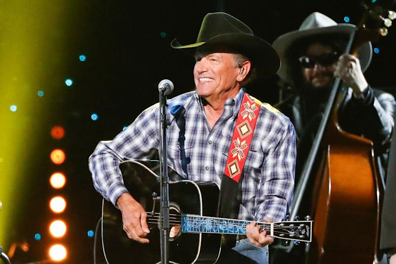 107ad82ad2e33 George Strait Details New Album  Honky Tonk Time Machine