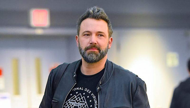 Insider Gives Update on Ben Affleck's Sobriety