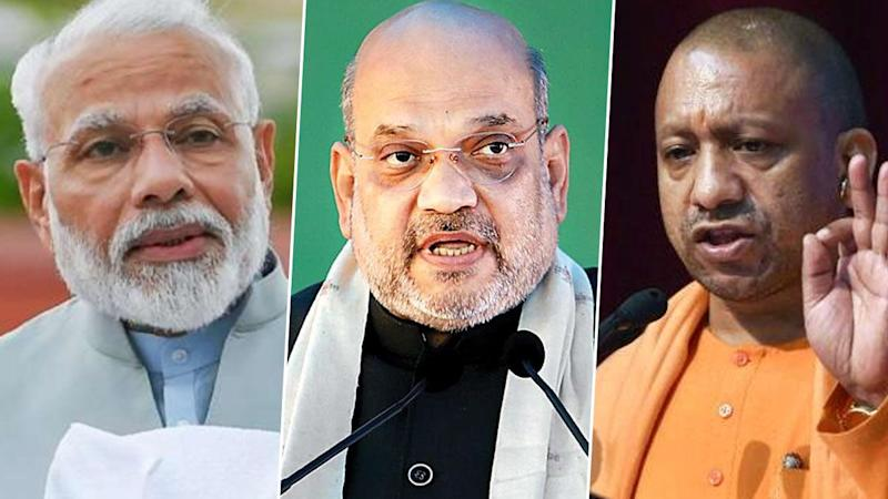 Bihar Assembly Elections 2020: PM Narendra Modi, Amit Shah, Yogi Adityanath Among 30 Star Campaigners of BJP; Check Full List Here