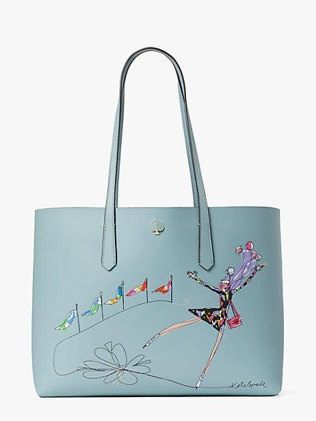 <p><span>Rock Center Skater Large Tote</span> ($228)</p>