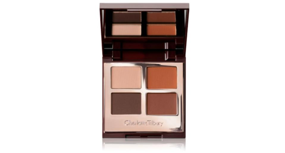 Charlotte Tilbury Luxury Eyeshadow Palette in Desert Haze