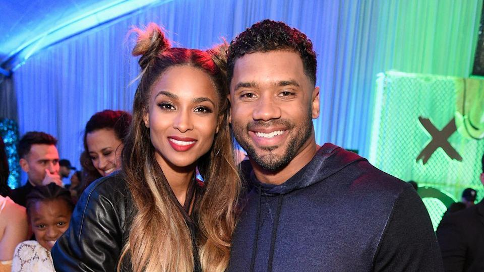 No surprise here -- Ciara and husband Russell Wilson's baby girl, Sienna Princess, is adorable.