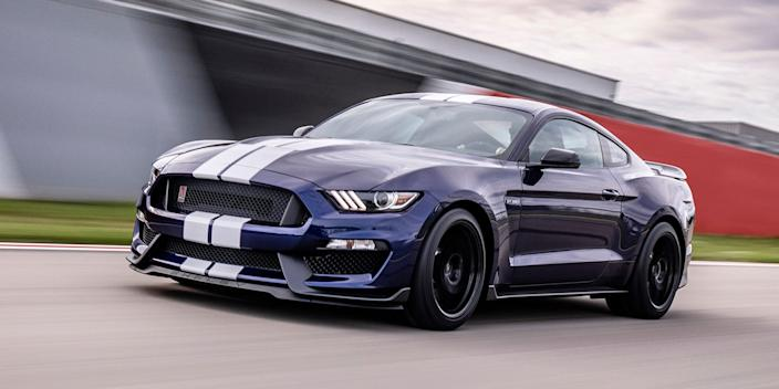 Ford Mustang Shelby GT350 (1)