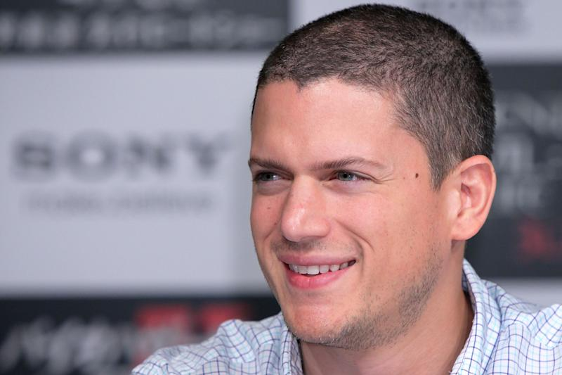 Why wentworth miller shared heartbreaking viral meme