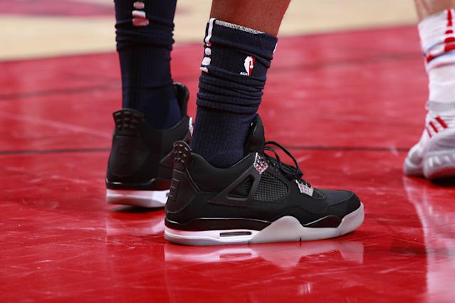 Jimmy Butler hung 38 on the Bulls while wearing a $20,000 pair of Jordans