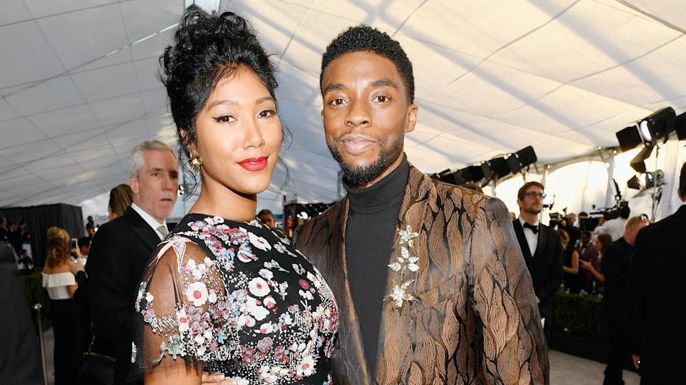 Chadwick Boseman Passed Away Without a Will But Made Sure to Protect His  Wife