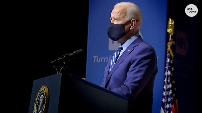 President Biden says 200 million more COVID-19 vaccine doses are coming this summer