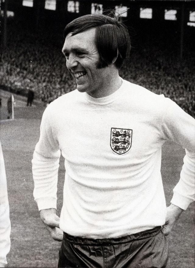 Jeff Astle died at the age of 59 (PA).