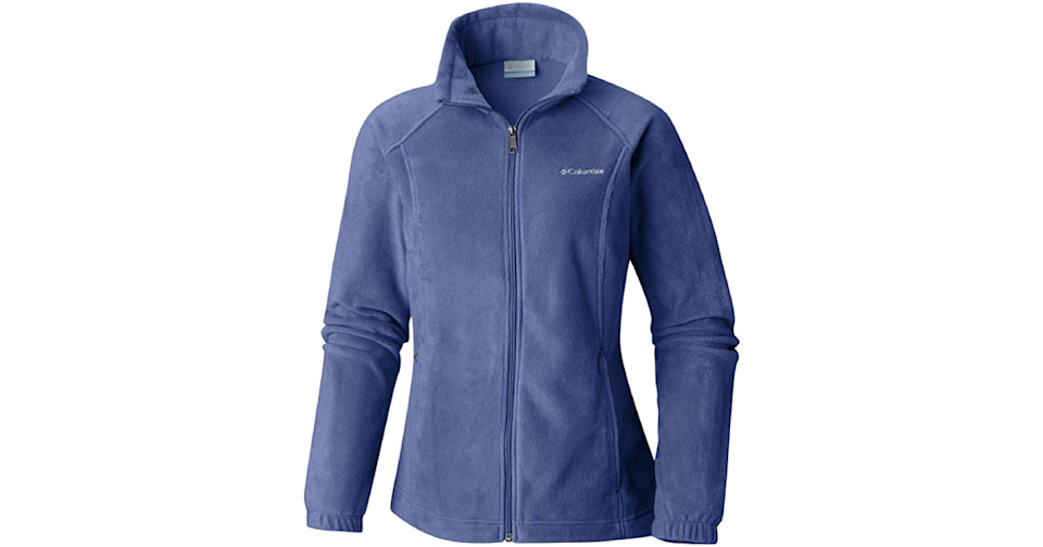 Slim but mighty, this zip-up will get plenty of play. (Credit: Amazon)