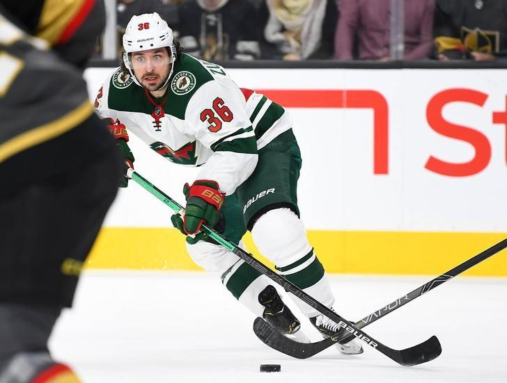 NHL roundup: Wild get high-scoring win over Coyotes