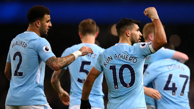 Man City find 'perfect match' with Tinder after Liverpool humbling
