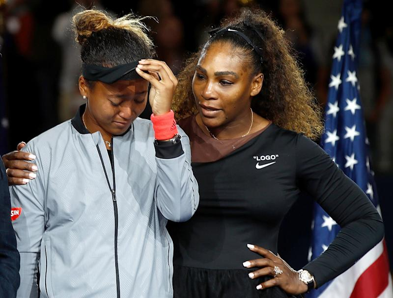 "Naomi Osaka on Her ""Very Emotional"" Reaction to Her U.S. Open Win Against Serena Williams"