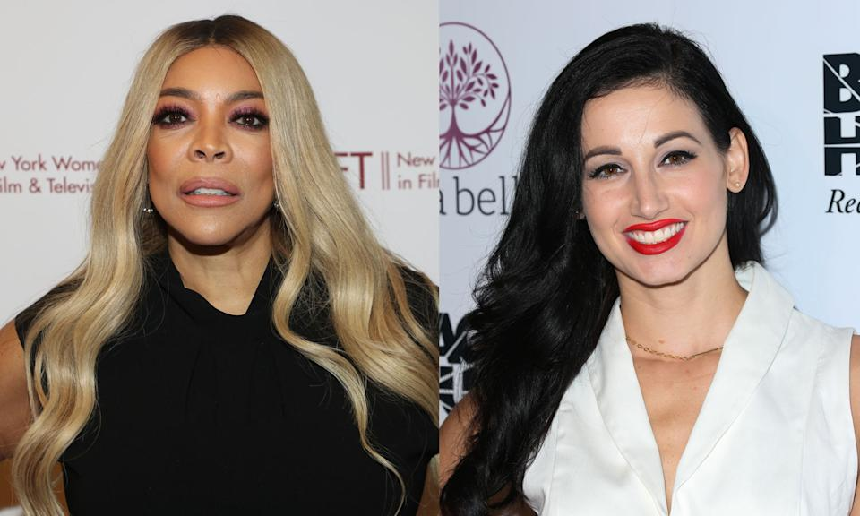 Wendy Williams faces backlash for joking about Dr. Amie Harwick's death.