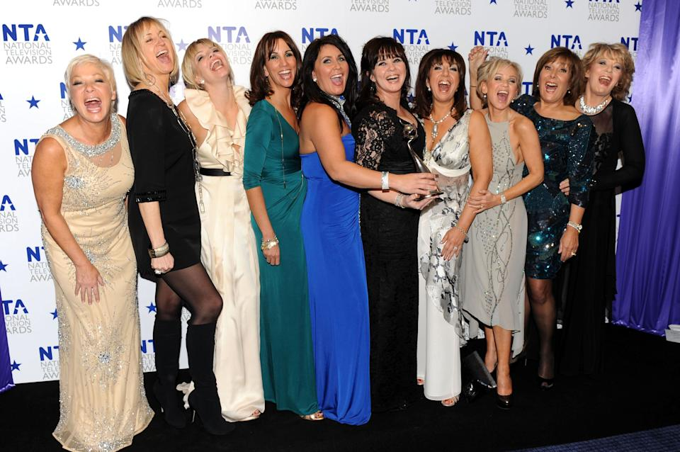 Again, we're not surprised to hear that 'Loose Women' won an NTA, more that this is the category it was successful in, beating 'Top Gear' and 'The Apprentice' for the honour.