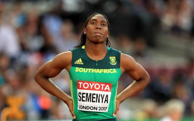 Stars like Caster Semenya have failed to come close to Jarmila Kraochvilova's 800m world record (Adam Davy/PA)