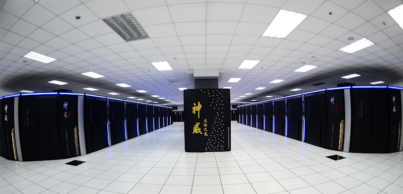 China Now Has More Supercomputers Than Any Other Country