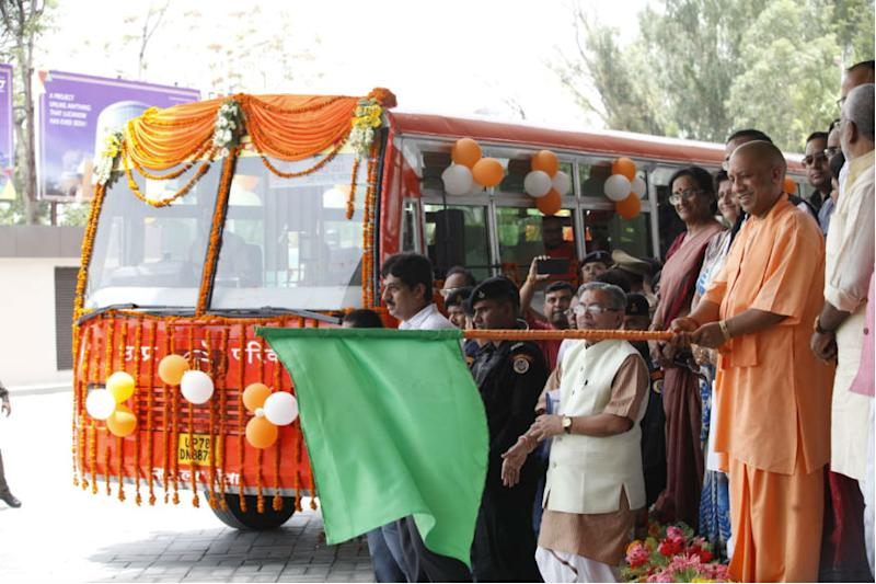 UP Gets Rs 235 Crore Bus Terminus Complete With a Multiplex, Mall and Gaming Zone