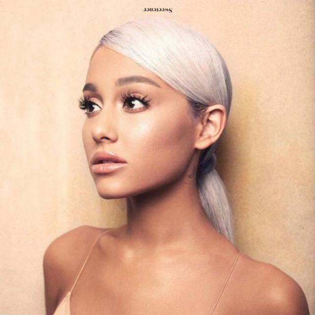 Image result for ariana grande sweetener