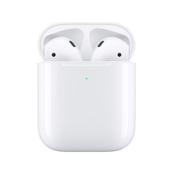 """<p><strong>Apple</strong></p><p>amazon.com</p><p><strong>$159.98</strong></p><p><a href=""""https://www.amazon.com/dp/B07PYLT6DN?tag=syn-yahoo-20&ascsubtag=%5Bartid%7C10055.g.35000690%5Bsrc%7Cyahoo-us"""" rel=""""nofollow noopener"""" target=""""_blank"""" data-ylk=""""slk:Shop Now"""" class=""""link rapid-noclick-resp"""">Shop Now</a></p><p><a href=""""https://www.goodhousekeeping.com/electronics/headphone-reviews/g22605748/best-wireless-headphones/"""" rel=""""nofollow noopener"""" target=""""_blank"""" data-ylk=""""slk:Wireless headphones"""" class=""""link rapid-noclick-resp"""">Wireless headphones</a> have been a hit this year, probably since a lot of us have been looking to upgrade our at-home work or schooling stations. Consumers also love the fact that they <strong>fit perfectly in your ears and will typically stay put during a workout</strong>. """"I love how seamlessly they pair with Apple devices and that you can now lay the charging case on a compatible Qi charging mat for wireless charging,"""" says Rothman. </p>"""