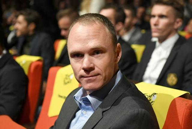 There is no certainty that British four-time winner Chris Froome will even start the 2020 Tour de France (AFP Photo/Alain JOCARD)