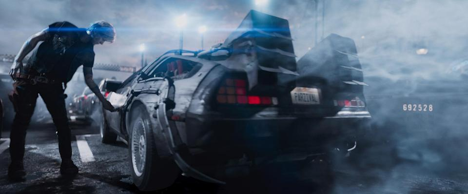 Easter eggs in Ready Player One