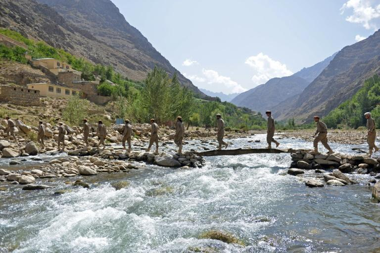 The Panjshir valley was the stronghold of legendary Mujahideen commander Ahmad Shah Massoud, who was assassinated by Al-Qaeda two days before the September 11, 2001 attacks