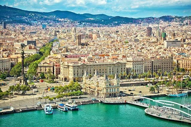 <p><strong>No. 8: Barcelona, Spain</strong><br>Pulse Score: 78.96<br>(Getty) </p>