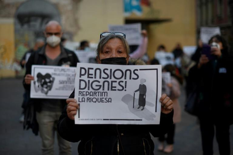 Proposed Spanish pension reforms include a measure that would re-introduce inflation indexation
