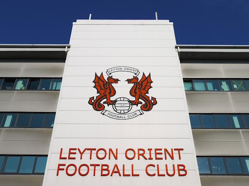 Leyton Orient confirmed that