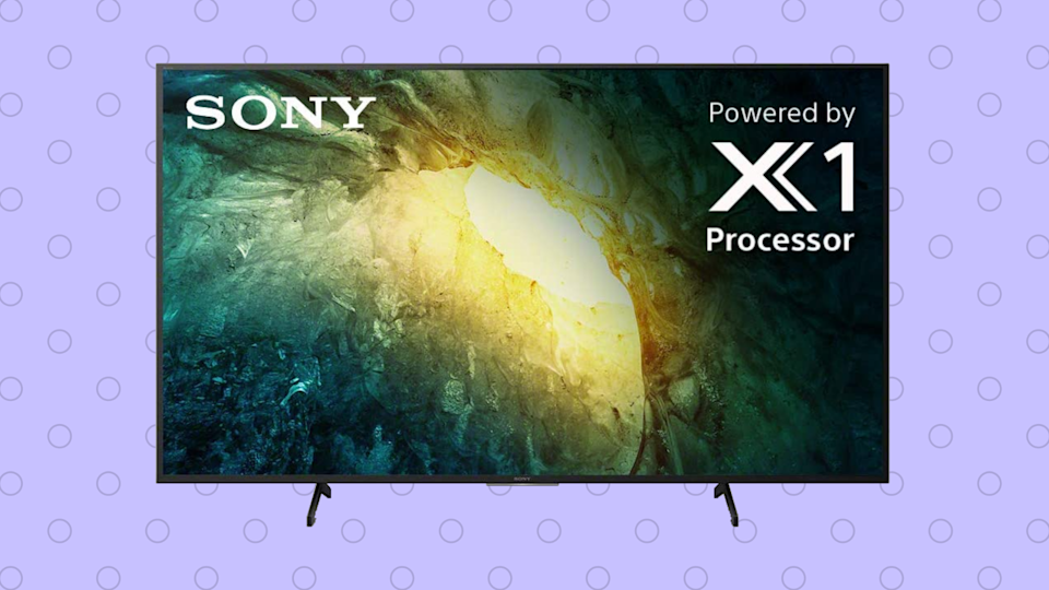 Go big—massive, actually—with this Sony stunner. (Photo: Amazon)