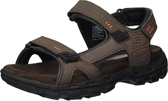 Skechers Mens Sandals. Image via Amazon.