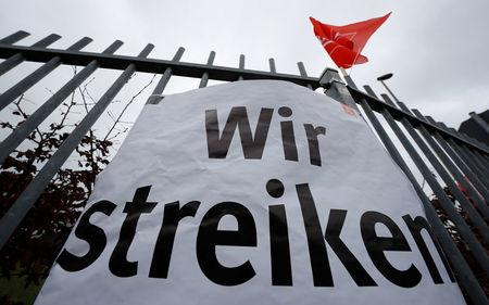 BMW, Audi, Daimler, Porsche Plant Workers Reportedly Begin Strike in Germany