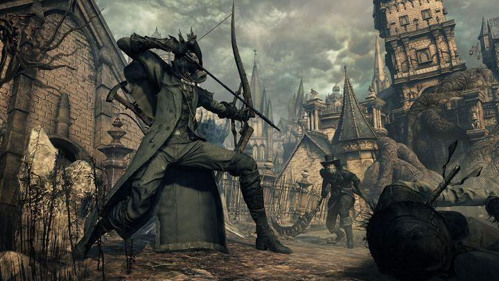 Hands-on with Bloodborne: The Old Hunters' new tricks