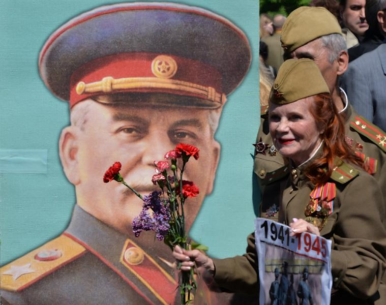 Sorge's information helped Soviet leader Joseph Stalin to reposition military resources from east to west Russia (AFP Photo/Genya Savilov)