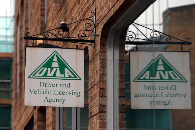 General View of the DVLA office in Oxford. PRESS ASSOCIATION Photo. Picture date: Friday December 28, 2012. See PA story  . Photo credit should read: Steve Parsons/PA Wire