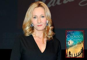 JK Rowling   Photo Credits: Ben Pruchnie/Getty Images; The Cuckoo's Calling