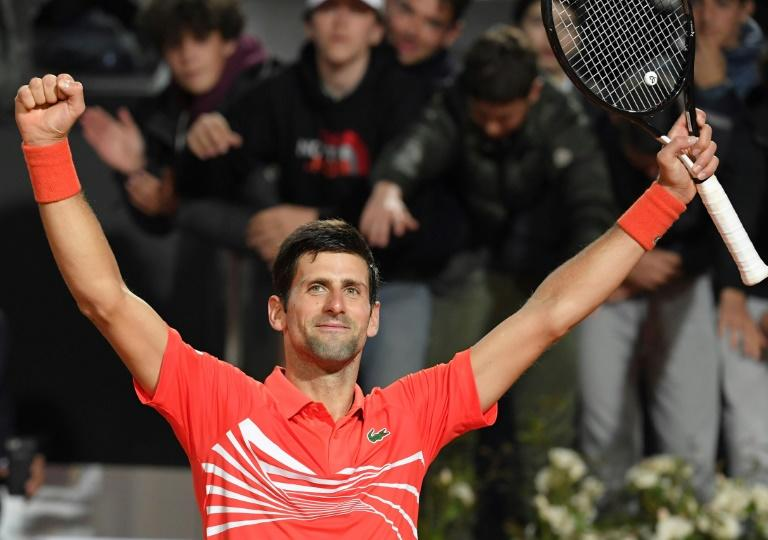 """Ultimate challenge:"" Novak Djokovic will play Rafael Nadal in the Rome final"