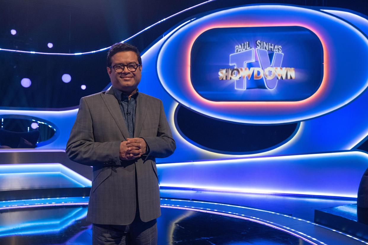 Paul Sinha is fronting the new ITV quiz show. (ITV)