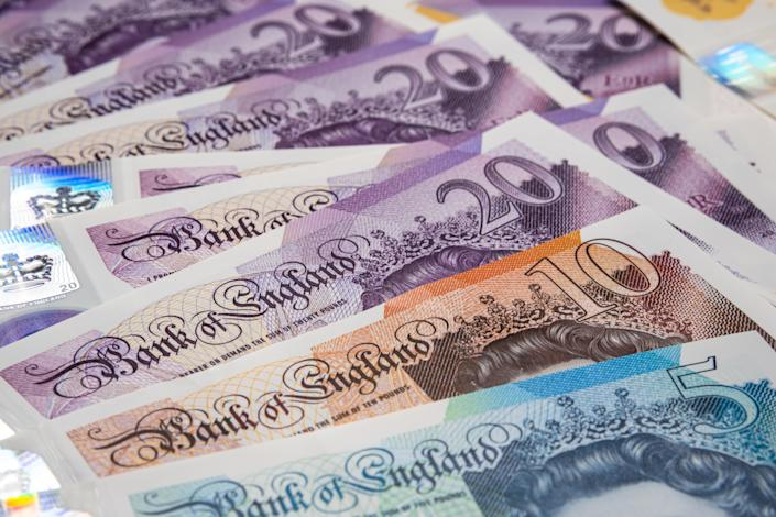 Just 13% of Brits have borrowed money from friends or family in the last year. Photo: Getty